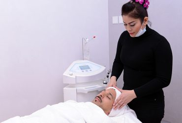 Skin Care & Anti Ageing facial services