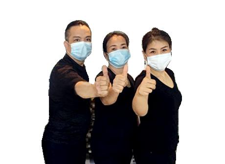 Health Houese Staff